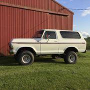 1979 Ford BroncoRanger XLT